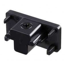 Заглушка торцевая для однофазного шинопровода Novotech 135017 черный