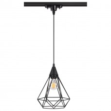 Трековый светильник Novotech 370421 Zelle черный E27 50 Вт