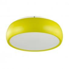 Светильник потолочный Lumion 4412/3C Timo зеленый E27 3*60 Вт