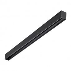 Низковольтный шинопровод 1м (соединители в комплекте) Novotech 135024 Kit черный