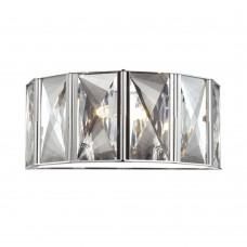 Бра Odeon Light 4119/2W Brittani хром/хрусталь G9 2*40 Вт