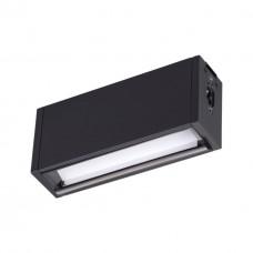 Светильник Волвошер Novotech 358104 Ratio черный LED 5 Вт 4000K