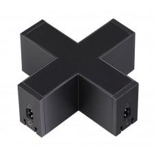 Соединитель - Х Novotech 135035 Ratio черный