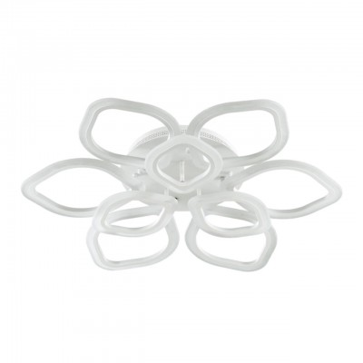 Люстра потолочная Lumion 3770/99CL Ariel белый LED 130 Вт 3000-6000K