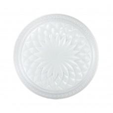 Потолочный светильник LED Cонекс 2082/EL Degira белый/прозрачный LED 72 Вт 3000-6000K