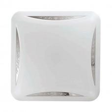 Потолочный светодиодный светильник Cонекс 2055/DL Krona белый/хром LED 48 Вт 4000K