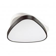 Люстра потолочная с пультом ДУ Lumion 4510/72CL белый, черн LED 72W 3000-6000K 6120Лм 220V AGATHA