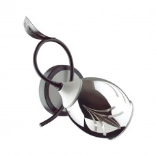 Бра Lumion 4527/1W черный, серый E27 60W 220V MELISSA