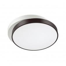 Люстра потолочная с пультом ДУ Lumion 4509/72CL белый, черн LED 72W 3000-6000K 6120Лм 220V AGATHA