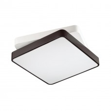 Люстра потолочная с пультом ДУ Lumion 4511/72CL белый, черн LED 72W 3000-6000K 6120Лм 220V AGATHA