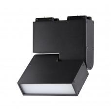 358469 SHINO NT20 031 черный Трековый светильник для низков. шинопровода IP20 LED 4000К 10W 24V KIT