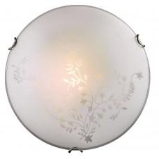 318/EL SN Светильник стекло LED 72Вт 4000K D500 KUSTA