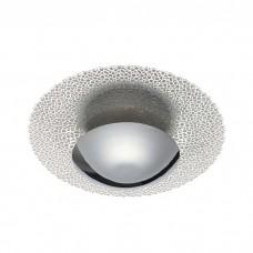 Потолочный светодиодный светильник Odeon Light 3560/24L Solario серебряное фольгирование 24w 3000K