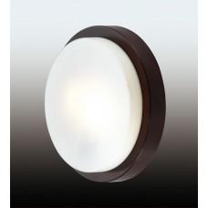 Потолочный светильник влагозащищённый Odeon Light 2744/2C Holger E14 2*40W