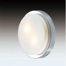 Потолочный светильник влагозащищённый Odeon Light 2746/2C Holger E14 2*40W