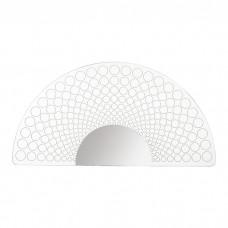 Настенный светодиодный светильник Odeon Light 3995/10WL Mona хром 10w 2800-3200K