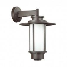Уличный настенный светильник Odeon Light 4047/1W Mito опал/темно-серый