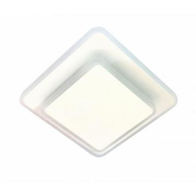 Светильник настенный Omnilux OML-01801-15 Milanese Белый LED 6400K 15 Вт
