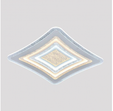 Потолочный светильник светодиодный Omnilux OML-08437-187 Arzano Белый LED 3000K-6000K 187 Вт с пультом