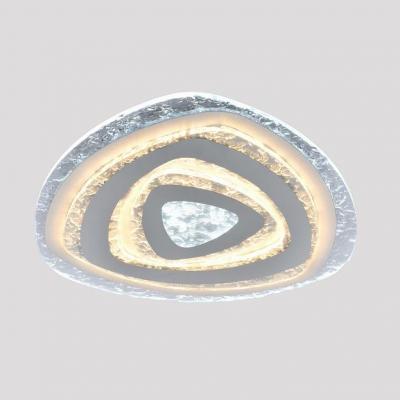 Потолочный светильник светодиодный Omnilux OML-08507-146 Brunico Белый LED 3000K-6000K 146 Вт с пультом