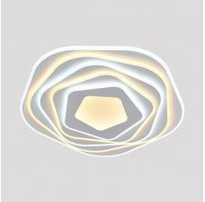 Потолочный светильник светодиодный Omnilux OML-09407-211 Longa Белый LED 3000K-6000K 211 Вт с пультом