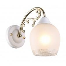 Бра Omnilux OML-55601-01 Stornara Золото+белый E27 40 Вт