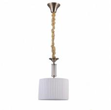 Подвесной светильник Omnilux OML-57606-01 Molveno Бронза E14 40 Вт