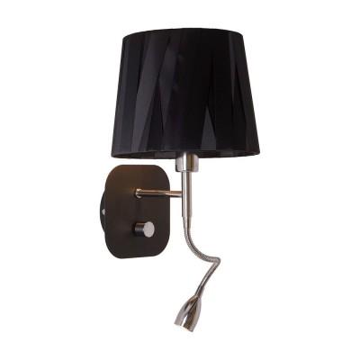 Бра Omnilux OML-62511-02 Correto Хром Е14+LED 40 Вт