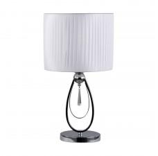 Настольная лампа Omnilux OML-63804-01 Mellitto Хром E27 60 Вт