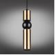 Подвесной светодиодный светильник Omnilux OML-84416-05 Varigotti золото GU10 5 Вт
