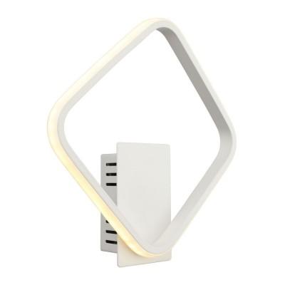 Бра светодиодное Omnilux OML-02901-12 Aversa Белый LED 4000K 12 Вт