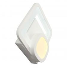 Бра светодиодное Omnilux OML-02921-20 Aversa Белый LED 3000K-6000K 20 Вт