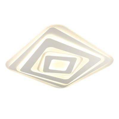 Потолочный светильник светодиодный Omnilux OML-07307-338 Bellagio Белый LED 3000K-6000K 338 Вт с пультом