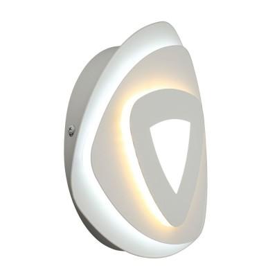 Бра светодиодное Omnilux OML-07501-25 Bacoli Белый LED 25 Вт