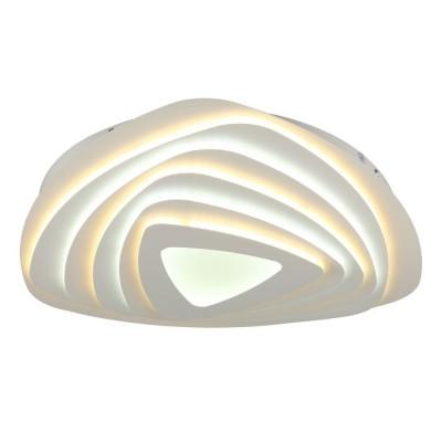 Потолочный светильник светодиодный Omnilux OML-07507-216 Bacoli Белый LED 216 Вт с пультом