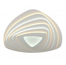 Потолочный светильник светодиодный Omnilux OML-07507-318 Bacoli Белый LED 3000K-6400K 318 Вт с пультом