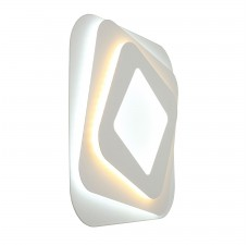 Бра светодиодное Omnilux OML-07601-29 Verres Белый LED 29 Вт
