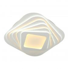 Потолочный светильник светодиодный Omnilux OML-07607-276 Verres Белый LED 3000K-6400K 276 Вт с пультом