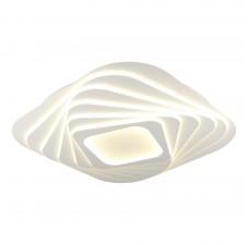 Потолочный светильник светодиодный Omnilux OML-07607-415 Verres Белый LED 3000K-6400K 415 Вт с пультом