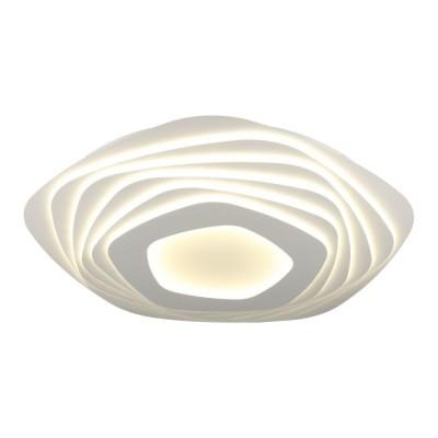 Потолочный светильник светодиодный Omnilux OML-07707-380 Avola Белый LED 3000K-6400K 380 Вт с пультом