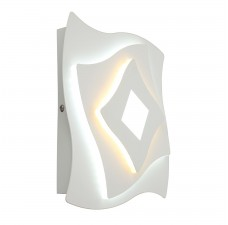 Бра светодиодное Omnilux OML-07801-25 Benevello Белый LED 3000K-6000K 25 Вт
