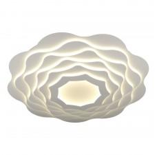 Потолочный светильник светодиодный Omnilux OML-07907-344 Varedo Белый LED 3000K-6400K 344 Вт с пультом