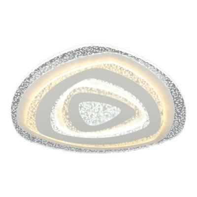Потолочный светильник светодиодный Omnilux OML-08007-164 Sangano Белый LED 3000K-6000K 164 Вт с пультом