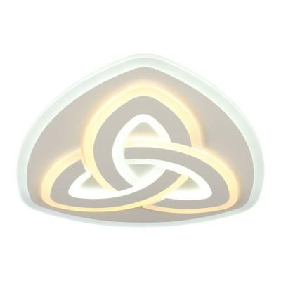 Потолочный светильник светодиодный Omnilux OML-09107-144 Loreto Белый LED 3000K-6400K 144 Вт с пультом