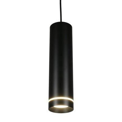 Потолочный светильникOmnilux OML-100516-12 Domenica Черный LED 4000K 12 Вт