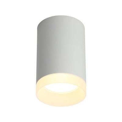 Потолочный светильникOmnilux OML-100709-01 Rotondo Белый GU10 50 Вт
