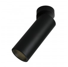 Потолочный светильникOmnilux OML-101419-12 Montella Черный LED 4000K 12 Вт