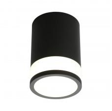 Потолочный светильникOmnilux OML-101519-12 Orolli Черный LED 4000K 12 Вт