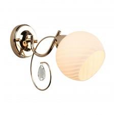 Бра Omnilux OML-25201-01 Martello золото E27 60 Вт