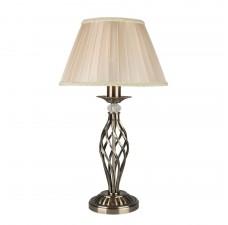 Настольная лампа Omnilux OML-79114-01 Mezzano Бронза Е14 60 Вт